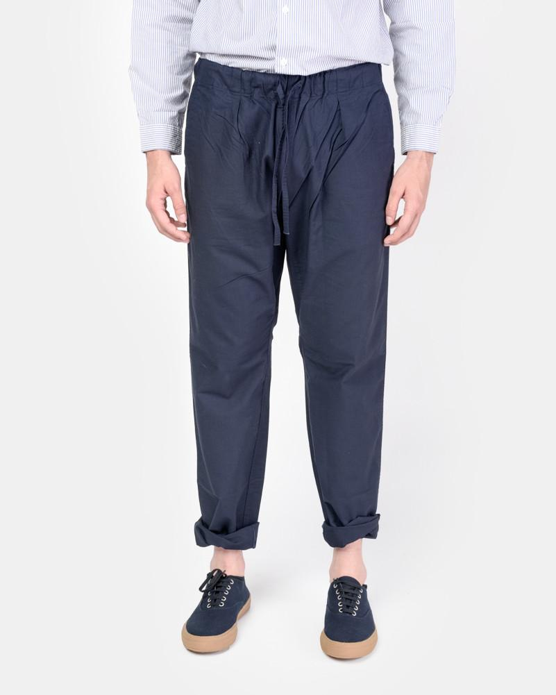 Beach Pant in Navy by SMOCK Man at Mohawk General Store