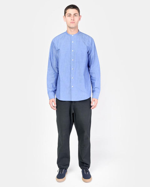 Tunic in Blue by SMOCK Man at Mohawk General Store
