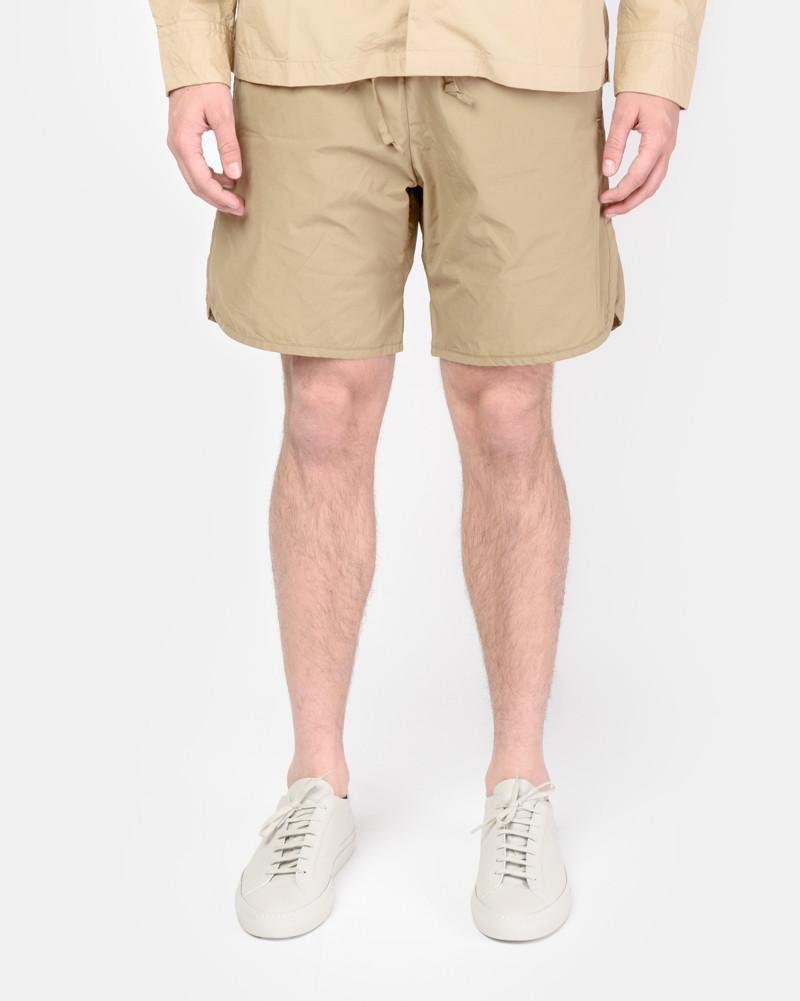 Hybrid Wading Shorts in Beige by SMOCK Man at Mohawk General Store