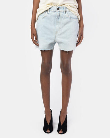 LMC Barrel Short in Powder Blue by Levi's Made & Crafted at Mohawk General Store