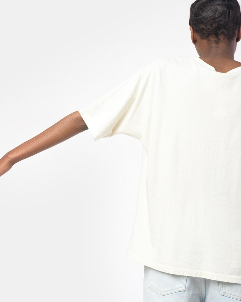 bbfb29b15d3 ... Dolman Tee in Bleach by Lauren Manoogian at Mohawk General Store ...