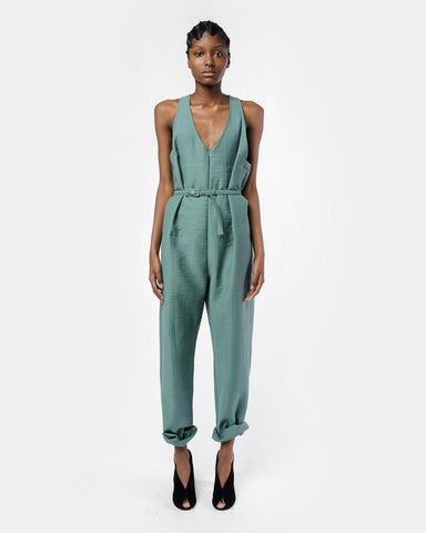 Buxton Jumpsuit in Sage by Rachel Comey at Mohawk General Store