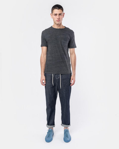 Amalfi Pant in Denim Wash by SMOCK Man at Mohawk General Store