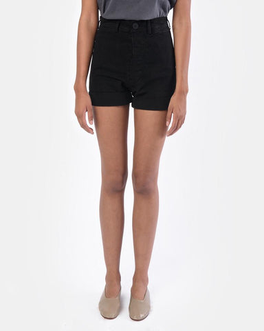 Cut Offs in Black by Jesse Kamm Mohawk General Store