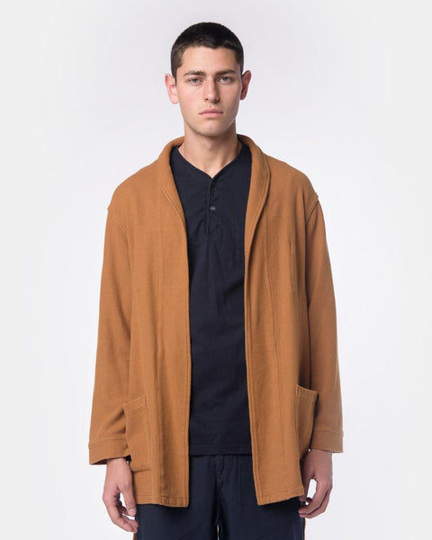 Ginza Robe in Mustard by SMOCK Man at Mohawk General Store