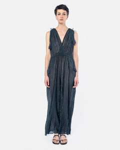 Tallis Jumpsuit in Indigo by Ulla Johnson at Mohawk General Store