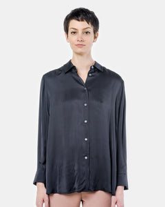 Elma Air Shirt in Black by Hope at Mohawk General Store
