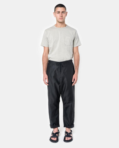 Amalfi Pant in Black by SMOCK Man at Mohawk General Store