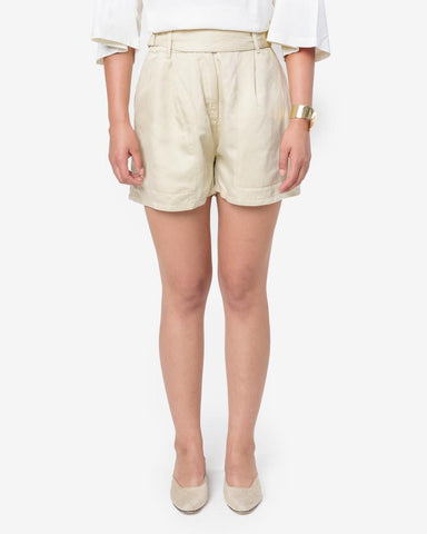 Doc Shorts in Dark Cream by Hope at Mohawk General Store