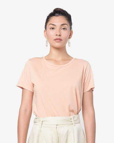 One Tee in Light Apricot by Hope at Mohawk General Store