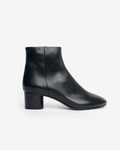 Danae Boots in Black by Isabel Marant Étoile at Mohawk General Store