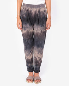 Easy Pant in Tie Dye Dusty Clay by Raquel Allegra at Mohawk General Store
