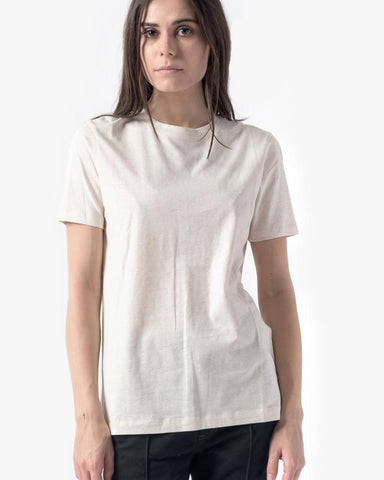 Taline PC T-Shirt in Beige Melange by Acne Studios Woman at Mohawk General Store - 1