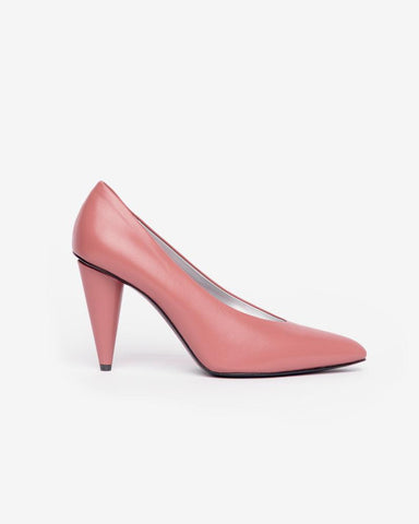 Suria Pumps in Powder Pink by Acne Studios Woman at Mohawk General Store