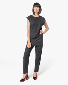 Zarba Jumpsuit in Black by Baserange at Mohawk General Store - 1