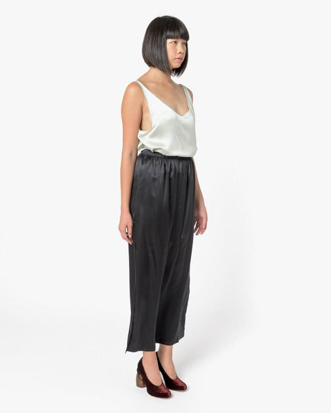 Azour Skirt in Black by Baserange at Mohawk General Store - 2