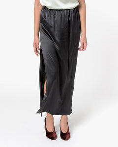 Azour Skirt in Black by Baserange at Mohawk General Store - 1