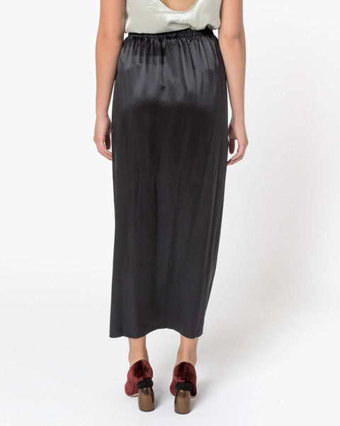 Azour Skirt in Black by Baserange at Mohawk General Store - 5