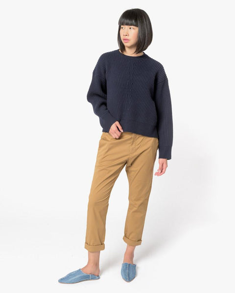 News Trouser in Dark Yellow by Hope at Mohawk General Store - 2