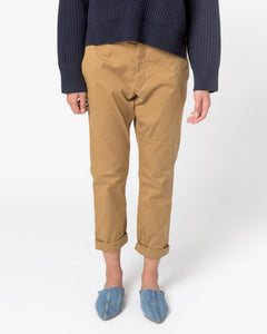 News Trouser in Dark Yellow by Hope at Mohawk General Store - 1