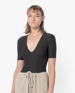Ludlow Leotard in Black by Alix at Mohawk General Store