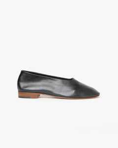 Glove Shoe in Black by Martiniano at Mohawk General Store