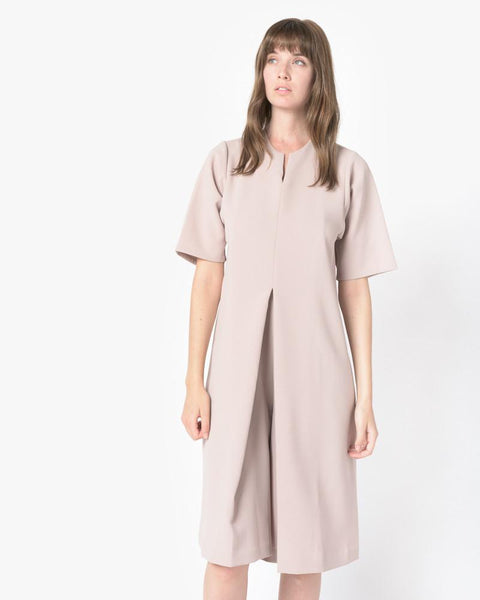 Kim Short Sleeve Cropped Onesie by Kaarem at Mohawk General Store