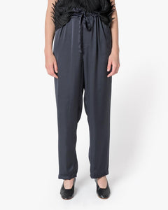 Lounge Pant in Dark Navy by SMOCK Woman at Mohawk General Store