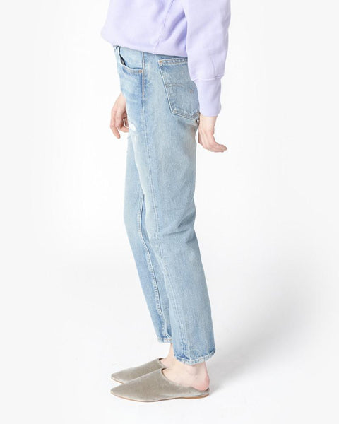 505c Cropped in Light Blue by Levi's Premium at Mohawk General Store