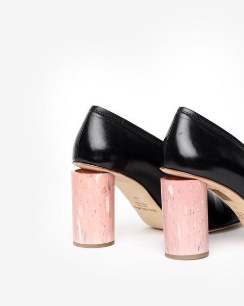 Amy Pumps in Black/Pink by Acne Studios Woman Mohawk General Store