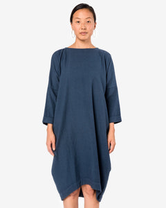 Bud Dress in Midnight by Black Crane at Mohawk General Store