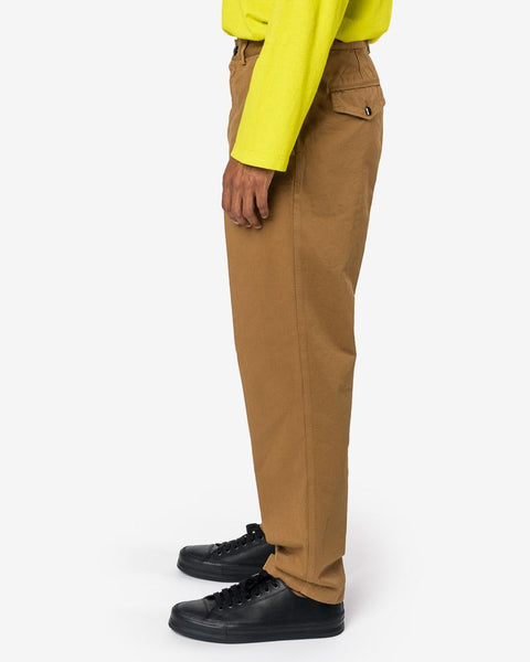 Philip Bis Pant in Cam by Dries Van Noten Man at Mohawk General Store