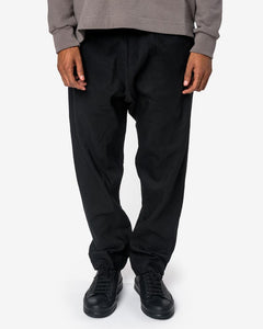 Trouser #39 in Black by Jan Jan Van Essche at Mohawk General Store