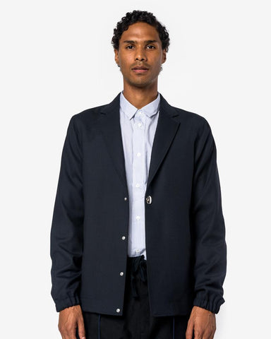 Snap Sport Coat in Navy by OAMC at Mohawk General Store