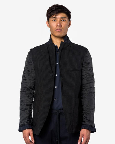 Billy Jacket in Navy by Dries Van Noten Man at Mohawk General Store