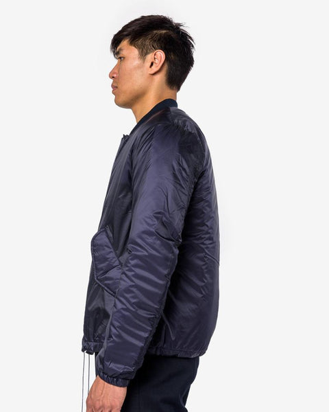 Lightweight Bomber Jacket in Dark Purple by OAMC at Mohawk General Store