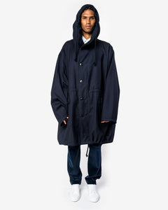 Woco Parka in Night by Ann Demeulemeester at Mohawk General Store