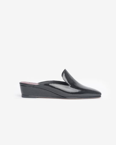 Wald Slide in Black by Rachel Comey at Mohawk General Store