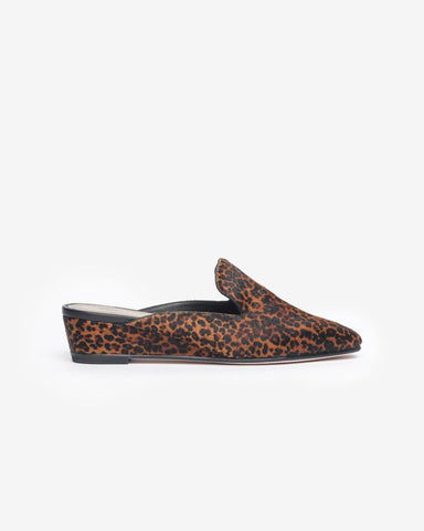 Wald Slide in Leopard by Rachel Comey at Mohawk General Store