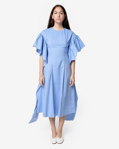 Grace Dress in Chambray