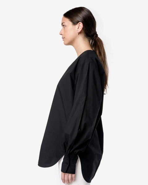 Bardo Top in Black by Nehera at Mohawk General Store