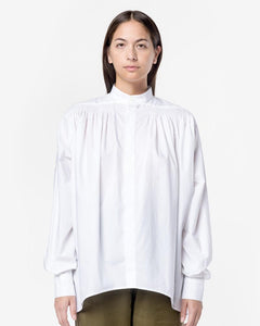 Billo Top in White by Nehera at Mohawk General Store