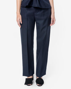 Le Pantalon Taille in Navy