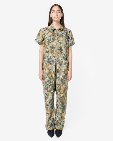 Barrie Jumpsuit in Camo by Rachel Comey Mohawk General Store