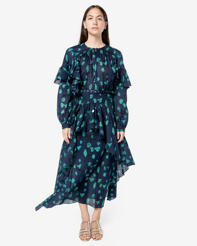 Guile Dress in Navy by Rachel Comey Mohawk General Store