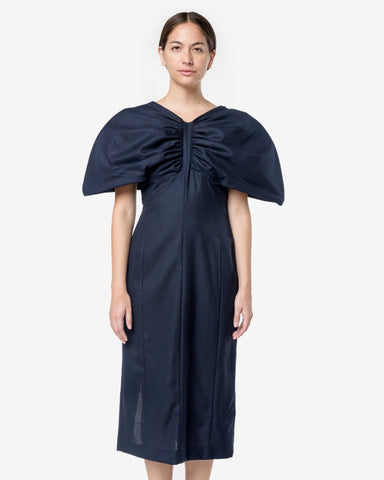 La Robe Vallauris Dress in Navy