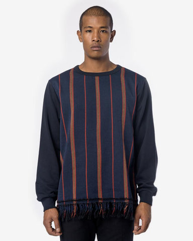 Heisig Sweater in Navy