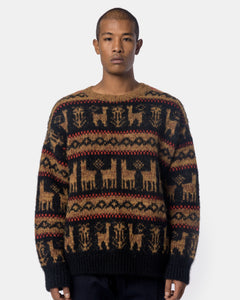 Tardos Sweater in Red by Dries Van Noten Mohawk General Store