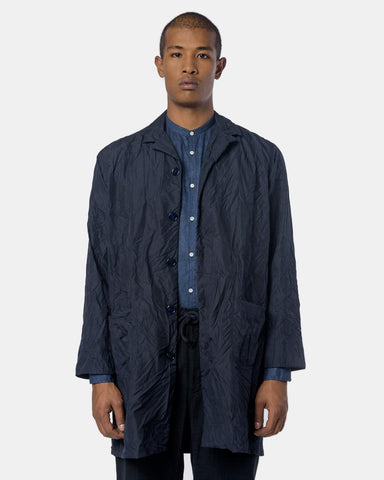 Coatshirt Tech One in Dark Navy