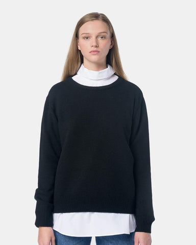 Tibia Sweater in Black